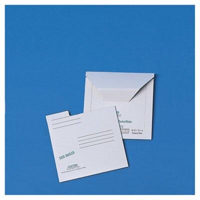Quality Park Products Redi-File Disk Pocket Mailer, 10/Pack