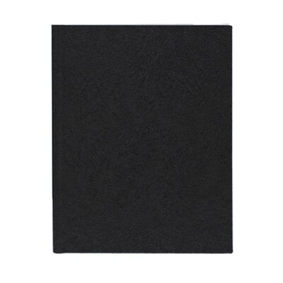 "Rediform Office Products Composition Books, 4x4 Quad, 192 Ct, 9-1/4""x7-1/4"", Black"