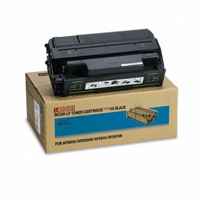 Ricoh® 400759 High-Yield Toner, 20000 Page-Yield