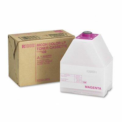 Ricoh® 885374 Toner Cartridge, Magenta
