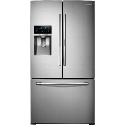 18.9 cu. ft. French Door Refrigerator in Stainless Steel with Door-in-Door Product Photo