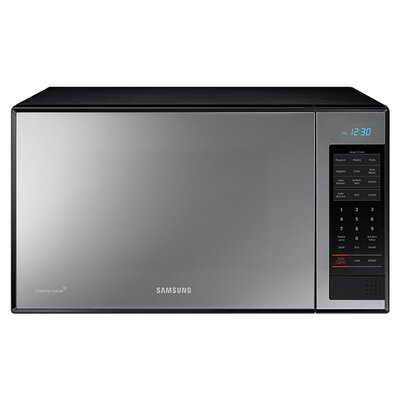 1.4 Cu. Ft. 1000W Countertop Microwave in Stainless Steel Product Photo
