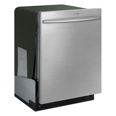 "27.25"" 46 dBA Built-In Dishwasher in Stainless Steel Energy Star Certified Product Photo"
