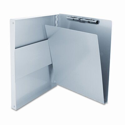 "Saunders Manufacturing Snapak Aluminum Forms Folder, 1/2"" Capacity"
