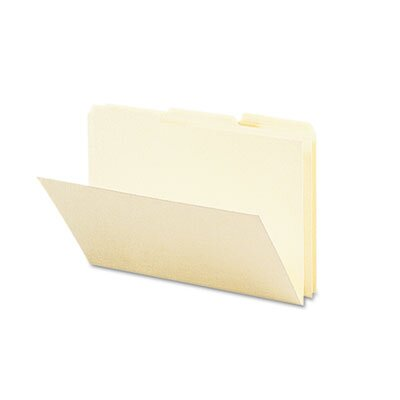 Smead Manufacturing Company Recycled Card Size File Folders 100/Box
