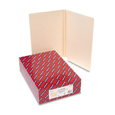 Smead Manufacturing Company Straight End Tab Folders, 50/Box