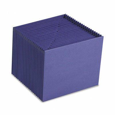 Smead Manufacturing Company Heavy-Duty A-Z Open Top Accordion Expanding Files
