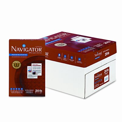 Soporcel North America Premium Copy/Laser/Inkjet Paper, White, 97 Brightness, 20lb, Legal, 5,000 Sheets
