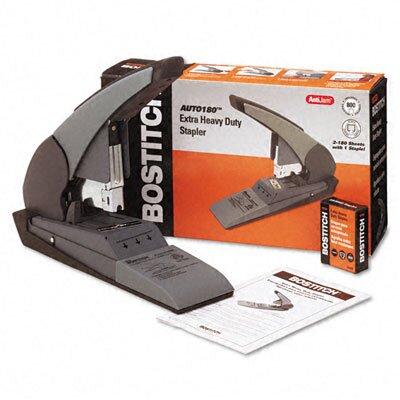 Stanley Bostitch Heavy-Duty Stapler, 180-Sheet Capacity