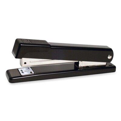 Stanley Bostitch Full Strip Metal Stapler, Standard Staple, 210 Capacity, Black
