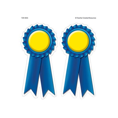 Teacher Created Resources Ribbon Wear Em Badges Award