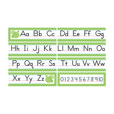 Teacher Created Resources Traditional Printing Mini Bb Letter Set