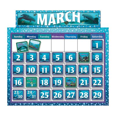 Teacher Created Resources Wy Classroom Bb Calendar