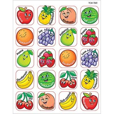 Teacher Created Resources Fruit of The Spirit Sticker