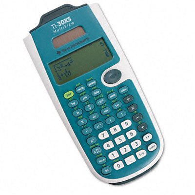 Texas Instruments TI-30XS Multiview Calculator 16-Digit LCD