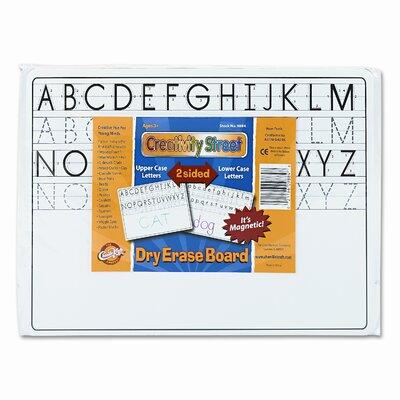 The Chenille Kraft Company Chenille Kraft Magnetic Dry Erase Lap Board Reversible Whiteboard, 1' x 1'