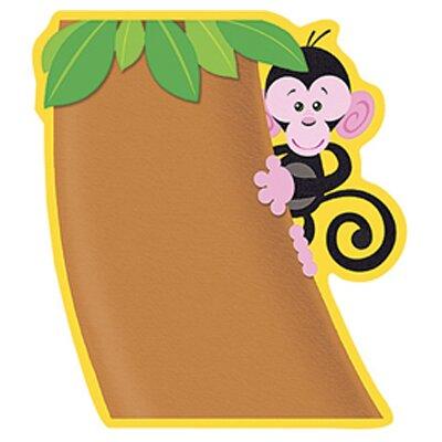Trend Enterprises Mini Little Monkey Accent