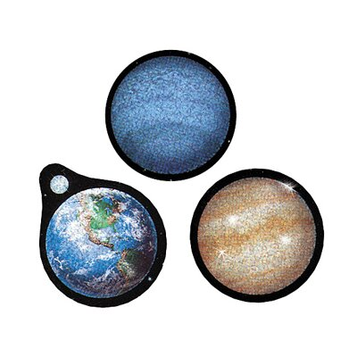 Trend Enterprises Sparkle Solar System Sticker