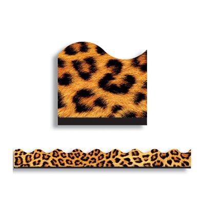 Trend Enterprises Leopard Tt Terrific Trimmers Border