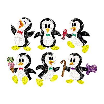 Trend Enterprises Sparkle Proud Penguins Sticker