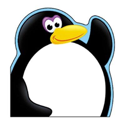 Trend Enterprises Penguin Notepad