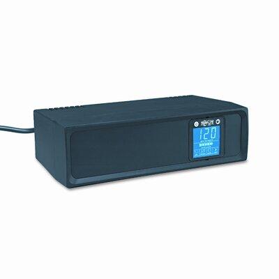 Tripp Lite 650Va Digital Avr Ups LCD 120V, Usb, 8 Outlet