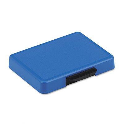U.S. Stamp & Sign Trodat T5430 Stamp Replacement Ink Pad, 1 X 1 5/8