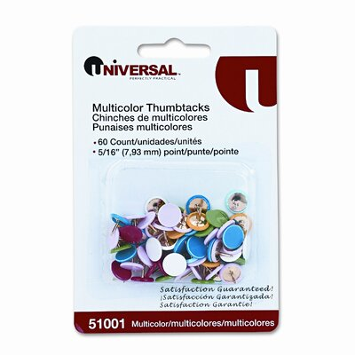 Universal® Thumb Tacks
