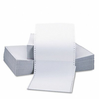 Universal® Two-Part Carbonless Paper, 1650 Sheets