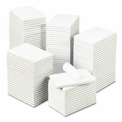 Universal® Bulk Scratch Pads, 120 Pads/Carton