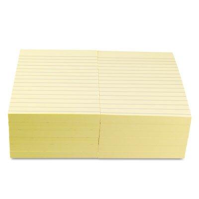 Universal® Standard Self-Stick Notes, 12 100-Sheet Pads/Pack