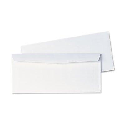 Universal® Side Seam Business Envelope, #10, 500/Box