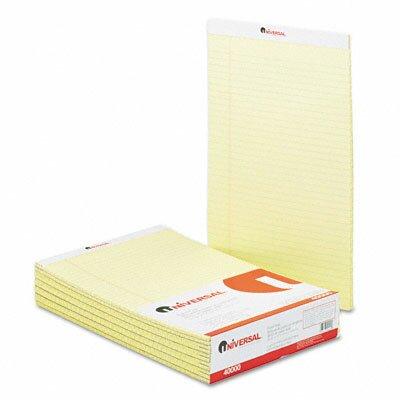 Universal® Perforated Edge Writing Pad, 12/Pack