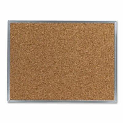 Universal® Wall Mounted Bulletin Board