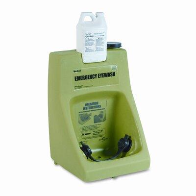 Uvex Eyewash Dispenser, Porta Stream 6 (#100) Self Contained Six-Gallon