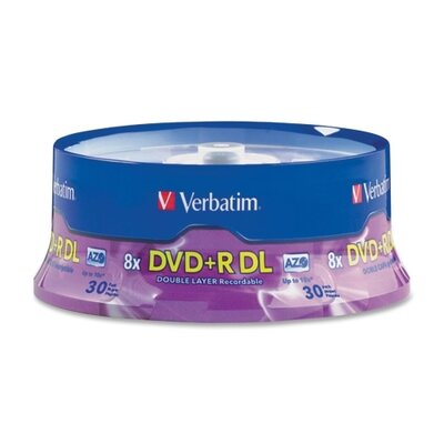 Verbatim Corporation AZO DVD Recordable disc
