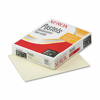 Xerox® Multipurpose Pastel Colored Paper, 20lb, 8-1/2 x 11, Pink, 500 Sheets/Ream