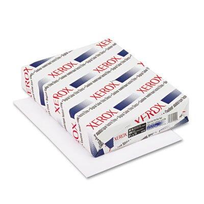 Xerox® Gloss Digital Elite Laser Paper, 94 Bright, 80Lb, Letter, 500 Sheets/Ream