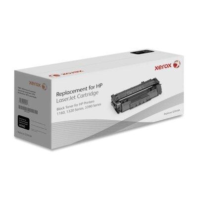 Xerox® Toner Cartridge, HP Replacement, 6,000 Page Yield, Black