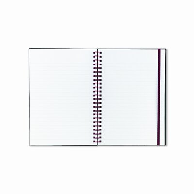 Mead Poly Twinwire Notebook, Margin Rule, 5-7/8 X 8-1/4, 70 Sheets/Pad