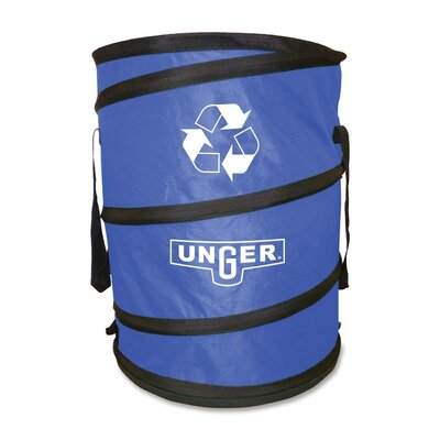 Unger 30-Gal Collapsible Recycle Bagger