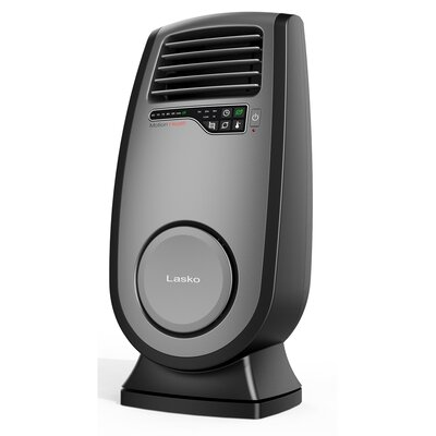 Ceramic 1 500 watt portable electric fan compact heater - Best small space heaters reviews concept ...