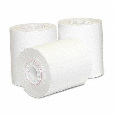 "NCR Paper Pm Company Single-Ply Thermal Cash Register/Pos Rolls, 2-1/4"" X 165 Ft., 6/Pack"