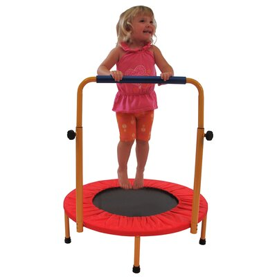 "Fun and Fitness Kids 32.5"" Trampoline Product Photo"