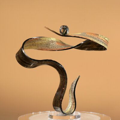 Sculptures and Art Pieces Swirl Sculpture by Shahrooz