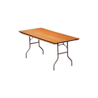 Advanced Seating Rectangular Folding Table