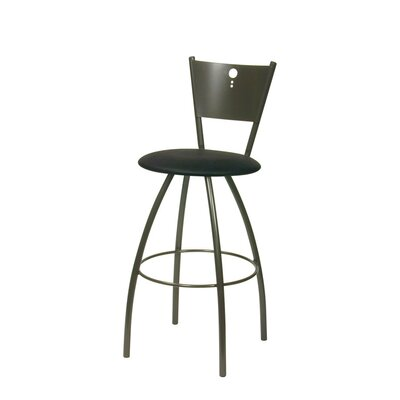 Trica Tiptop Bar Stool with Cushion