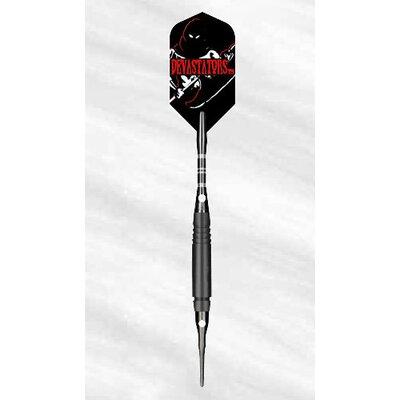 Bottelsen Darts Devastators Black Steal Soft Tip Dart