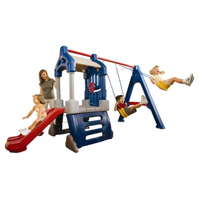 Clubhouse Swing Set Product Photo