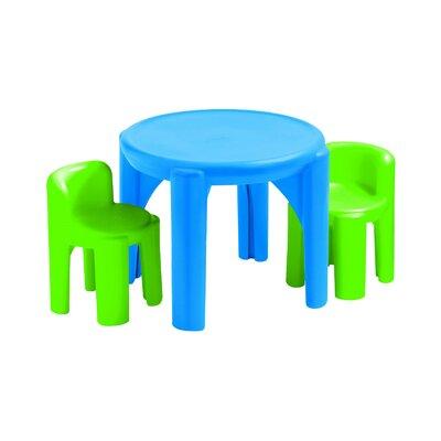 Little Tikes Kids' 3 Piece Table & Chair Set Set II